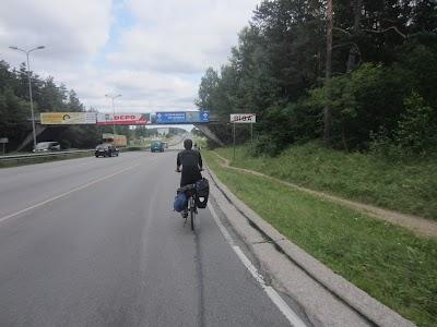 A2/E77 highway