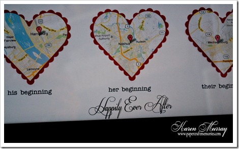 love map close up