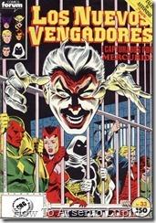P00033 - Los Nuevos Vengadores #33