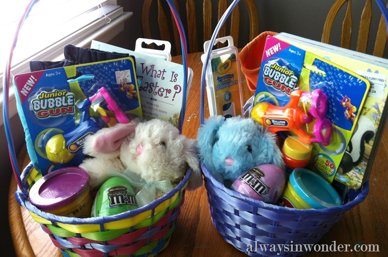 making_fun_Easter_baskets_with_goodies_from_Kmart (8)