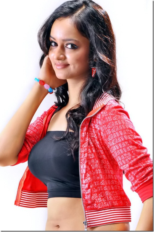 Actress Shanvi Latest Photoshoot Pics - Indian-Actress-Stills