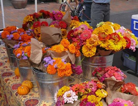 Boise Market Flowers