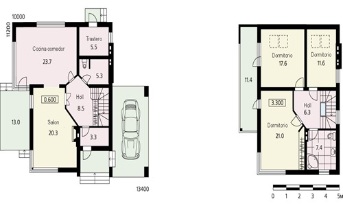 plano-casa-prefabricada-de-madera-planta-alta