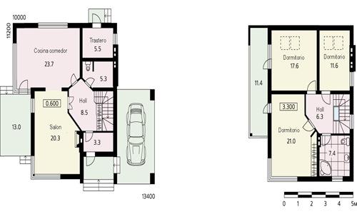Top pin planos arquitectura gratis wallpapers - Planos de casas de madera gratis ...