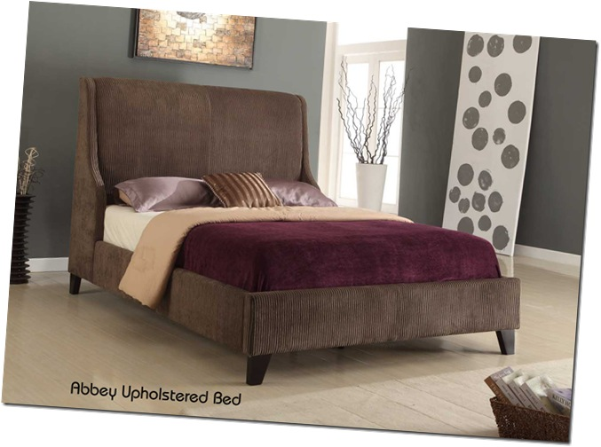 Modus Abbey Low Profile bed