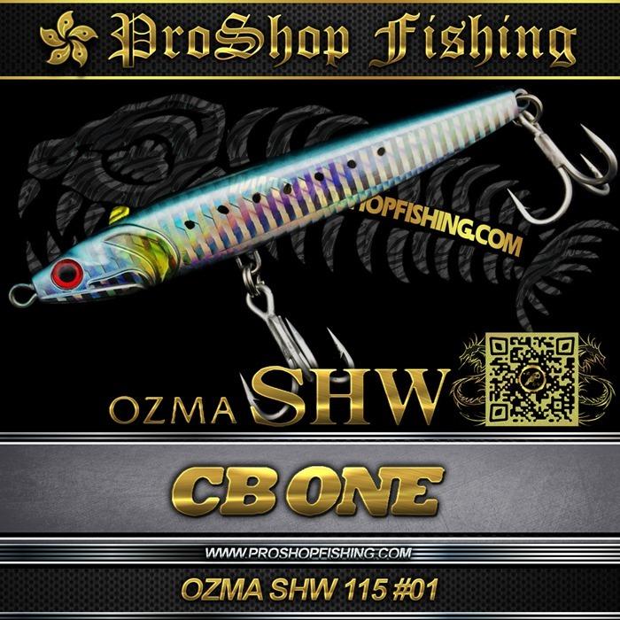 cbone OZMA SHW 115 #01.3