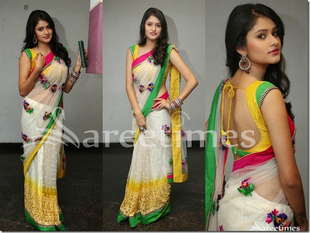 Kushi_White_Saree