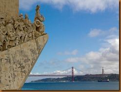 Lisbon monumento