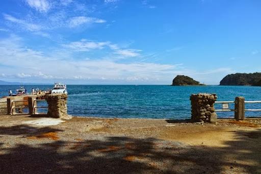 友ヶ島/ラピュタのモデルになった島!?戦争遺跡と自然が織りなす神秘的な無人島