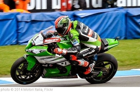 'SBK Donington: doppietta di Sykes e doppietta Kawasaki' photo (c) 2014, Motori Italia - license: https://creativecommons.org/licenses/by/2.0/