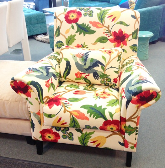 Tropical Covered Chair