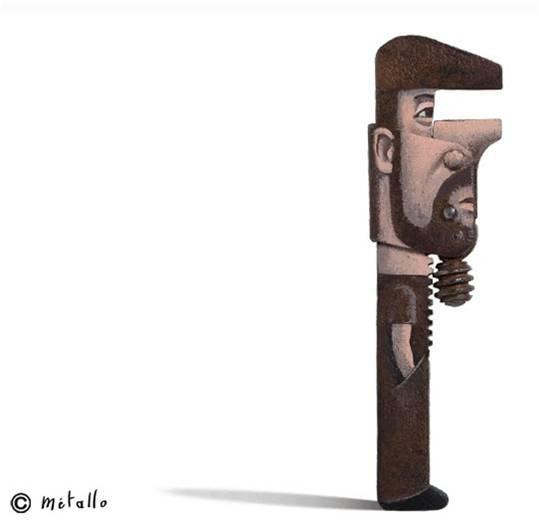 A arte bem humorada de Gilbert Legrand (14)