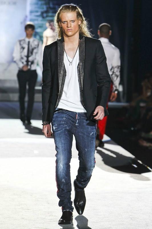 Milan Fashion Week Primavera 2012 - Dsquared² (4)