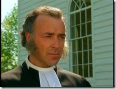 Cedric Smith as Reverend Allan in Anne of Green Gables