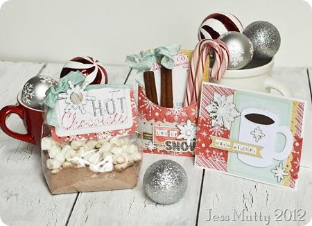 Cocoa Gift Trio
