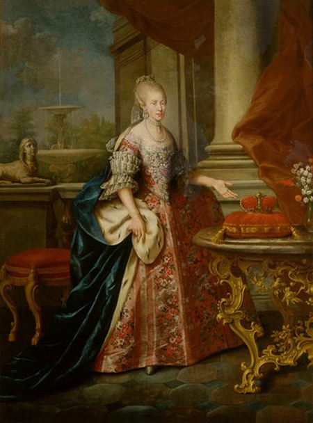 Grand_Duchess_Maria_Luisa_of_Tuscany_with_crown_by_an_unknown_artist c 1769