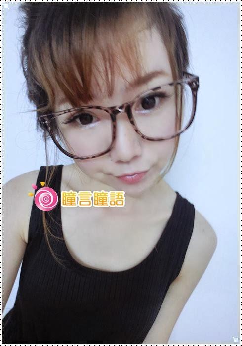 日本KRIAKRIA隱形眼鏡-Sweety Eye 糖果巧克力15