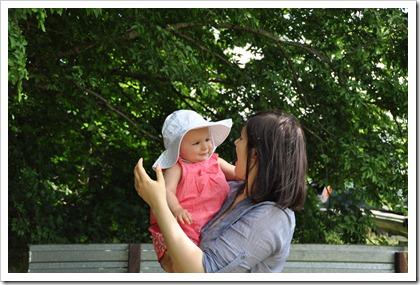 Isla and Mama Katya