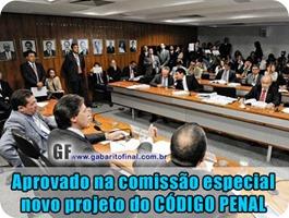 CTRCP - Comissão Especial Interna - Reforma do Código Penal Brasileiro