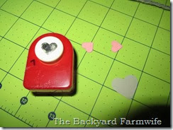 very mice Valentine - The Backyard Farmwife
