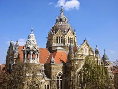 Szeged. Zsinagóga.