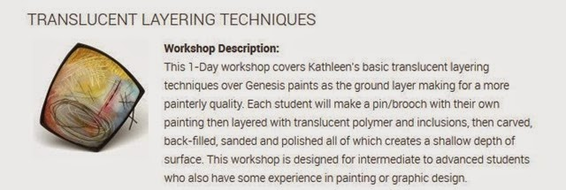 Translucent Layering Techniques Workshop Description