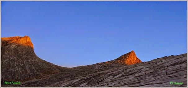 沙巴神山罗氏峰 (Low's peak)& 圣约翰峰(St. John's Peak)