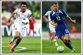 Bosnia-Herzegovina vs Irán