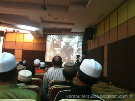 Live! Angkasawan Negara Membicarakan Solat Di Angkasa Lepas
