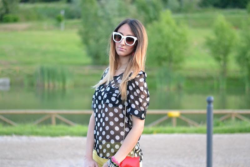Primark Shirt, Primark, Primark Oxford Street, Primark London, Zara, Zara Sunglasses,