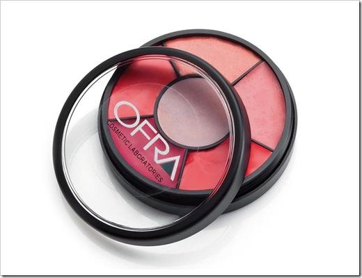 Rainbow Lips- OFRA Cosmetics USA מחיר ל6 גוונים 158 שח צילום שי פרץ Tropicana