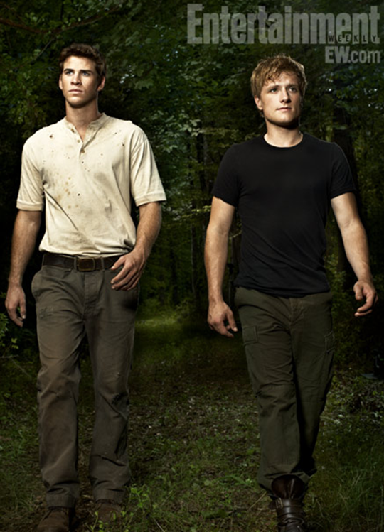 Hunger Games still 1