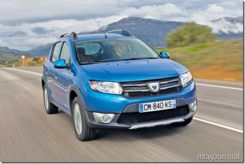 Dacia Sandero Stepway review 01
