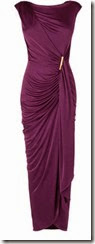 Phase Eight Draped Maxi Dress