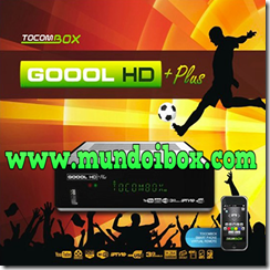 TOCOMBOX GOOOL HD   (PLUS)