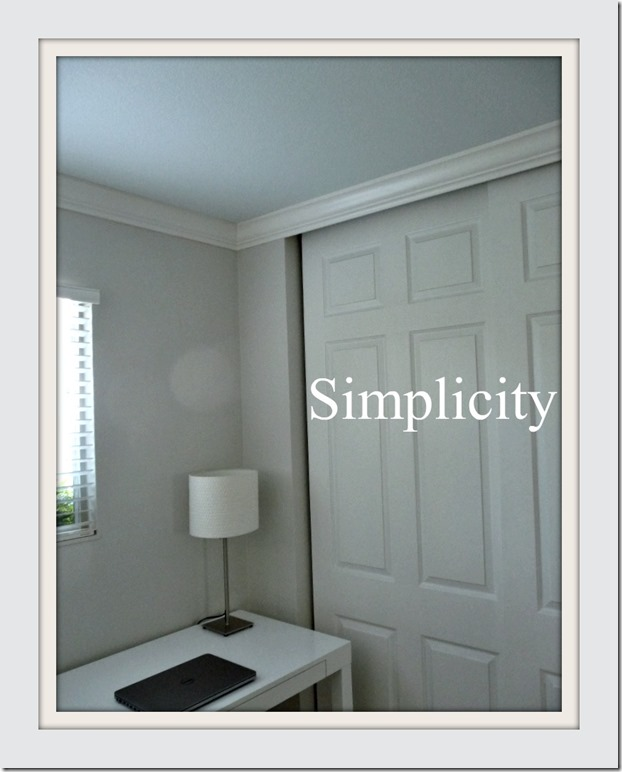 Simple white desk gray walls 002 (768x1024)
