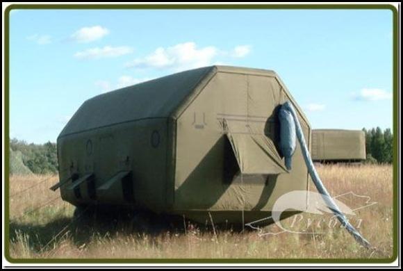 Russie une armée gonflable-12