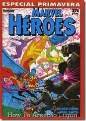P00081 - Marvel Heroes Especial  Primavera.howtoarsenio.blogspot.com