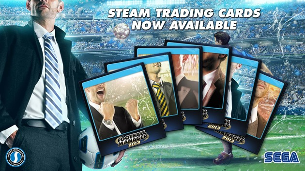 Steam trading cards now available