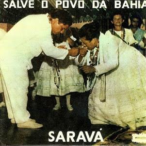 Salve o Povo da Bahia - 197X - (Capa)