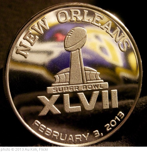 'Baltimore Ravens in Super Bowl XLVII - New Orleans' photo (c) 2013, Au Kirk - license: http://creativecommons.org/licenses/by/2.0/