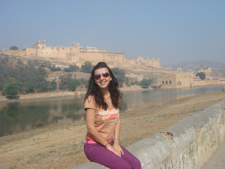 Obiective turistice India: Amber Fort