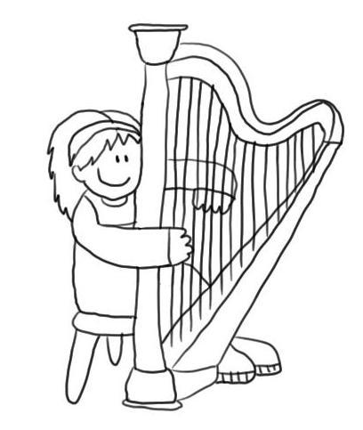 Instrumentos musicales todos para pintar quena - Imagui