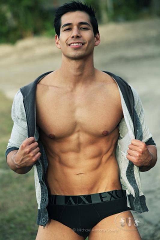 Thai-American newcomer, Jon
