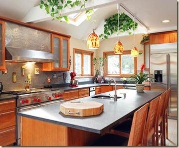 decoración de cocinas sencillas2