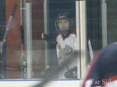 Savannah in the penalty box