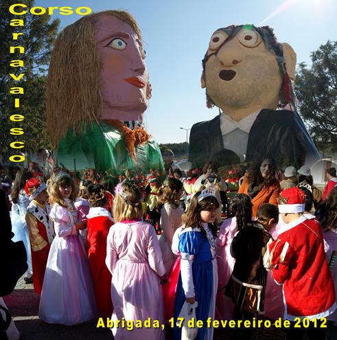 Corso Carnavalesco em Abrigada - 17.02.12