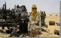 Tuareg rebels advance