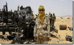 Tuareg rebels advance