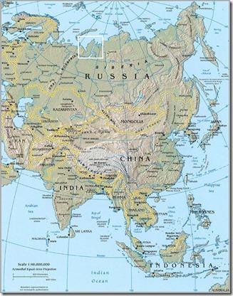 Mapa Yamai
